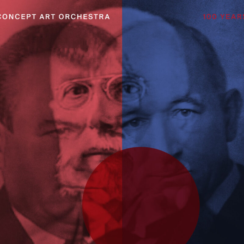 Album 100 YEARS by Concept Art Orchestra